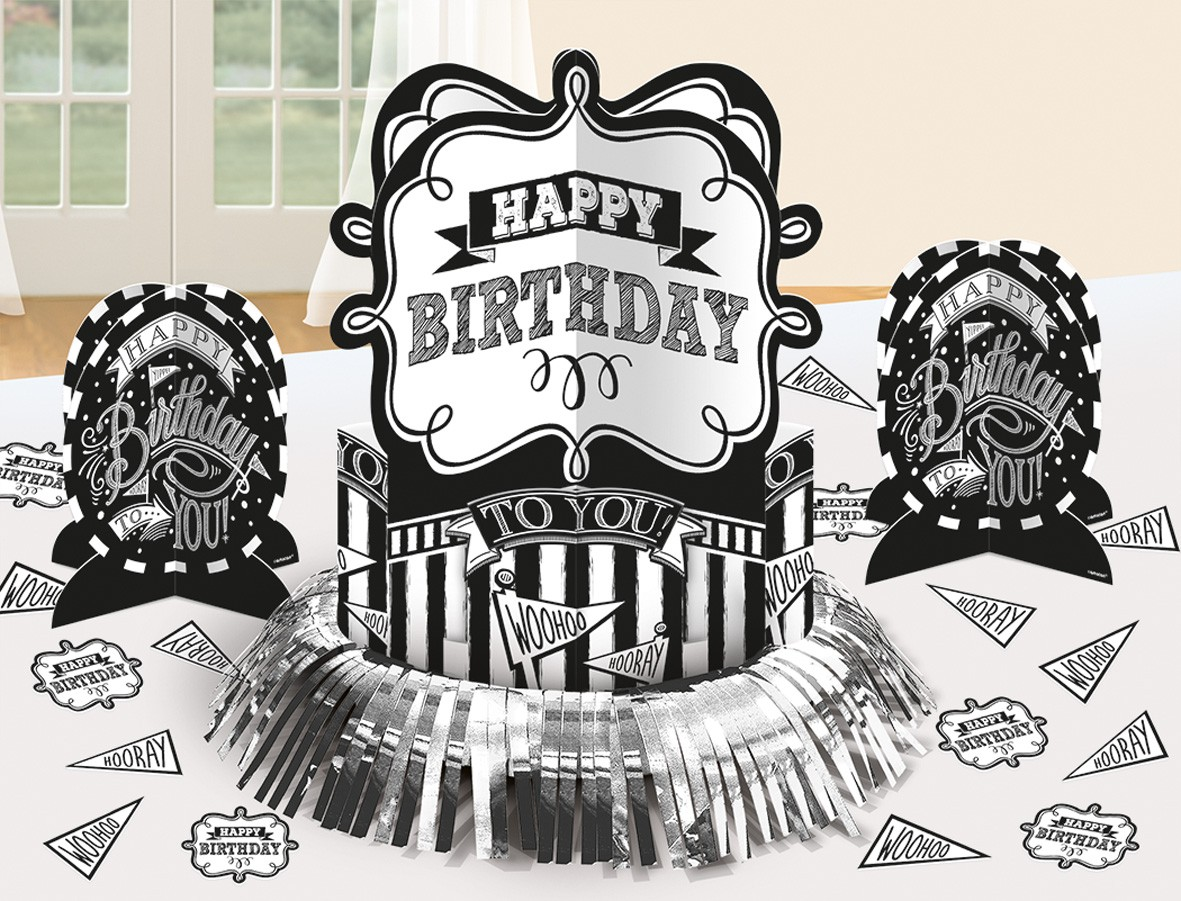 black white party tischdeko set happy birthday 23 teilig 1L3jn9FiTI63fT 1280x1280