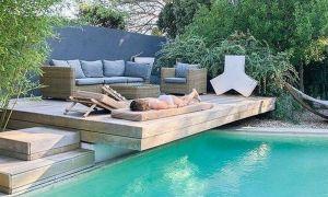 37 Schön Pool Garten Gestaltung