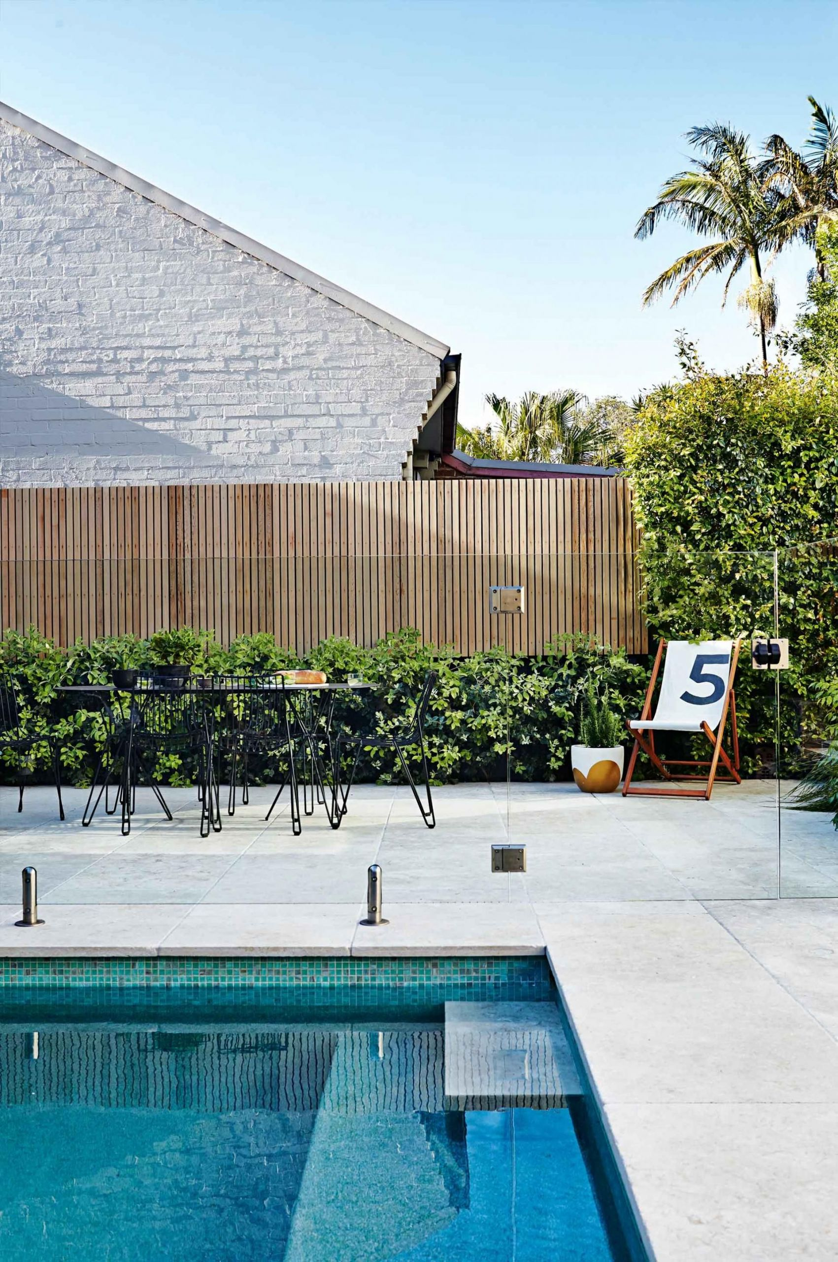 Pool Garten Gestaltung Elegant 5 Ideas for A Simple and Refined Garden Design Styling by
