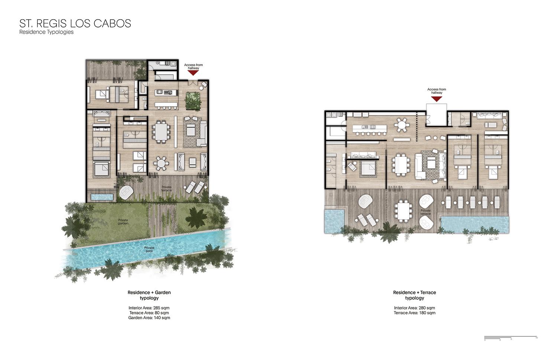 Pool Garten Gestaltung Schön St Regis Los Cabos Proposal by sordo Madaleno Arquitectos