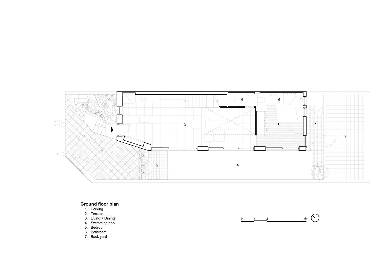 Pool Garten Gestaltung Schön Vtn Architects tops Ha House In Vietnam with One