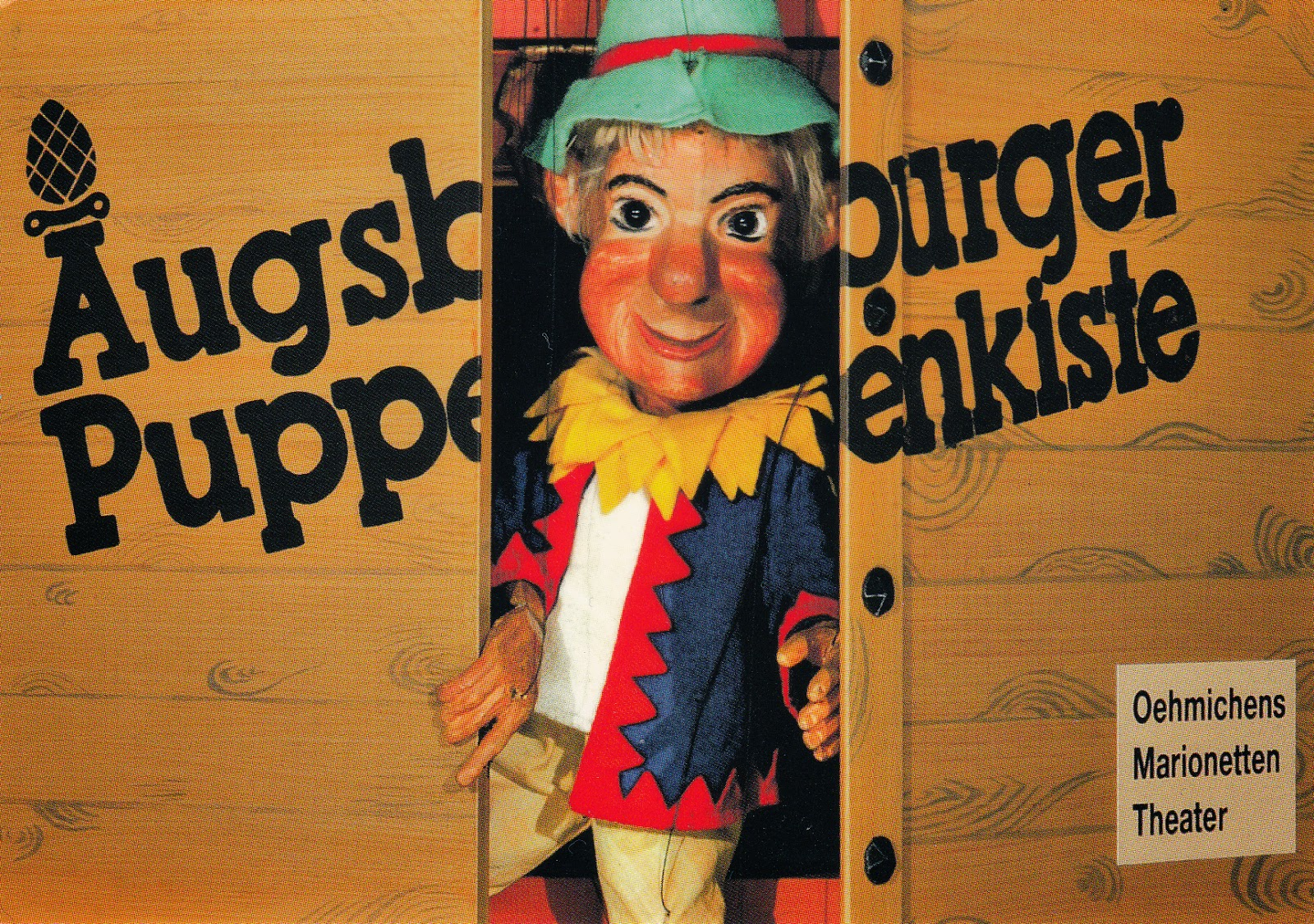 germany augsburger puppenkiste