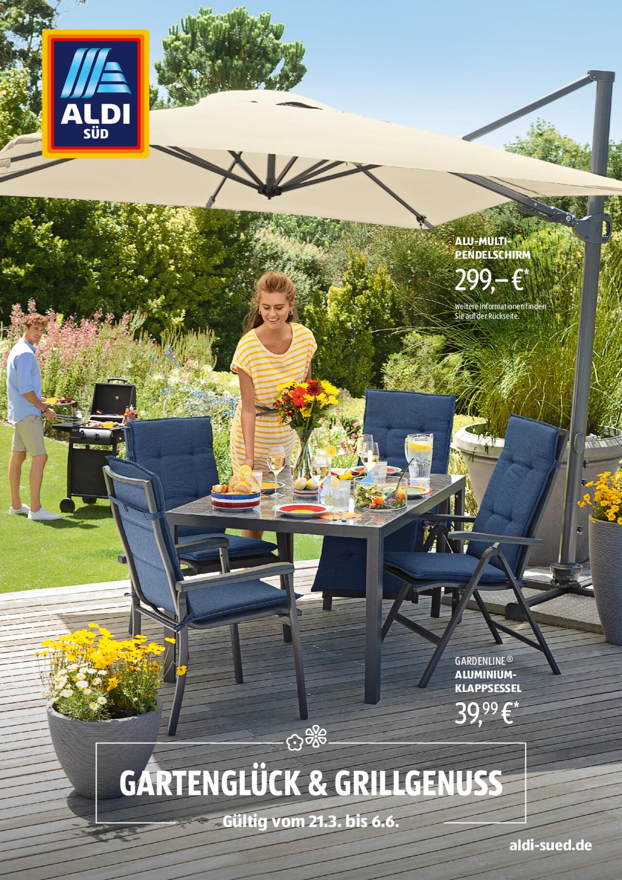 Rankgitter Aldi Luxus Aldi Süd – Gartenbroschüre – 2019