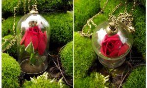 36 Schön Rosenkugel Glas