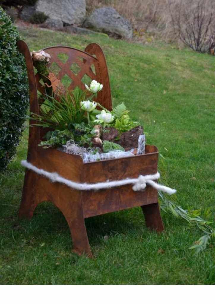 Rostartikel Für Garten Schön 48 Besten Gartendeko Mit Rostobjekte Bilder Auf Pinterest