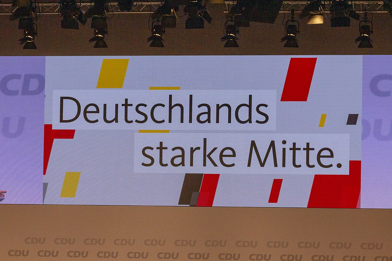 1280px 2019 11 22 Annegret Kramp Karrenbauer CDU Parteitag by OlafKosinsky MG 5452