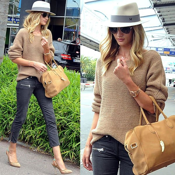 rosie huntington whiteley fashion rule
