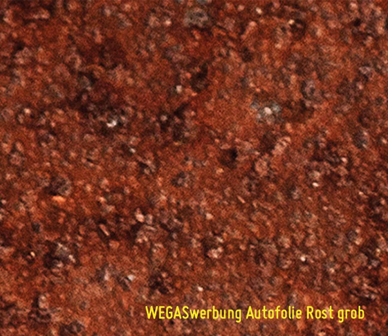 Autofolie Rost aufgeblueht Muster grob A4 1280x1280 2x