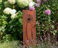 Roststecker Garten Elegant Gartendeko Gartenschilder Rm Design Gartendeko Gartenstecker
