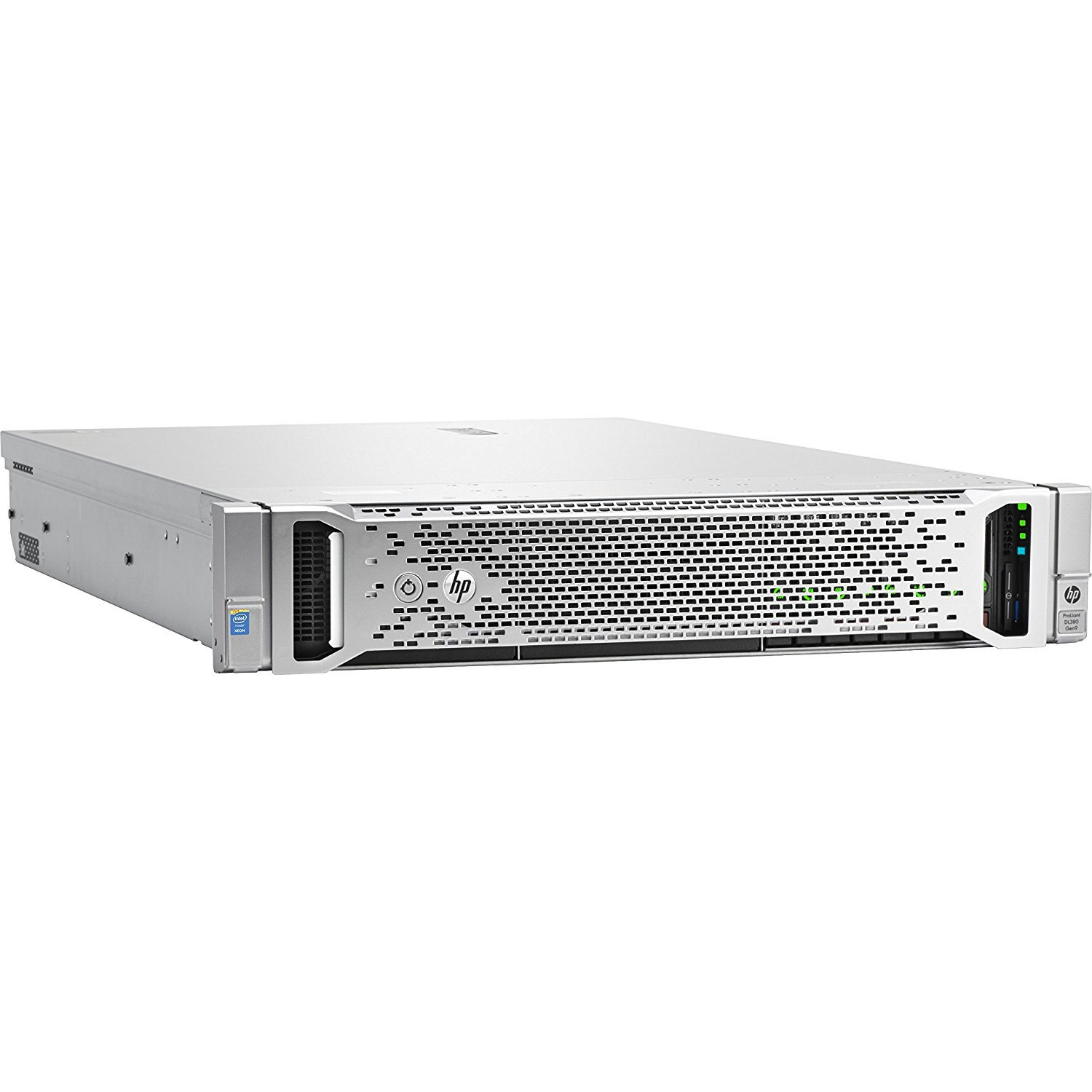 hp dl380 g9 2u rack proliant server