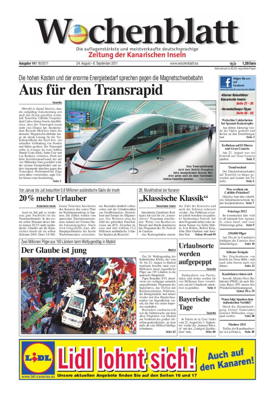 Schöne Gartenanlagen Frisch Wochenblatt Zeitung Der Kanarischen Inseln Ausgabe 141