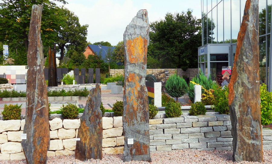Schiefersäulen Inspirierend Bauzentrum Beckmann Felsen Säulen