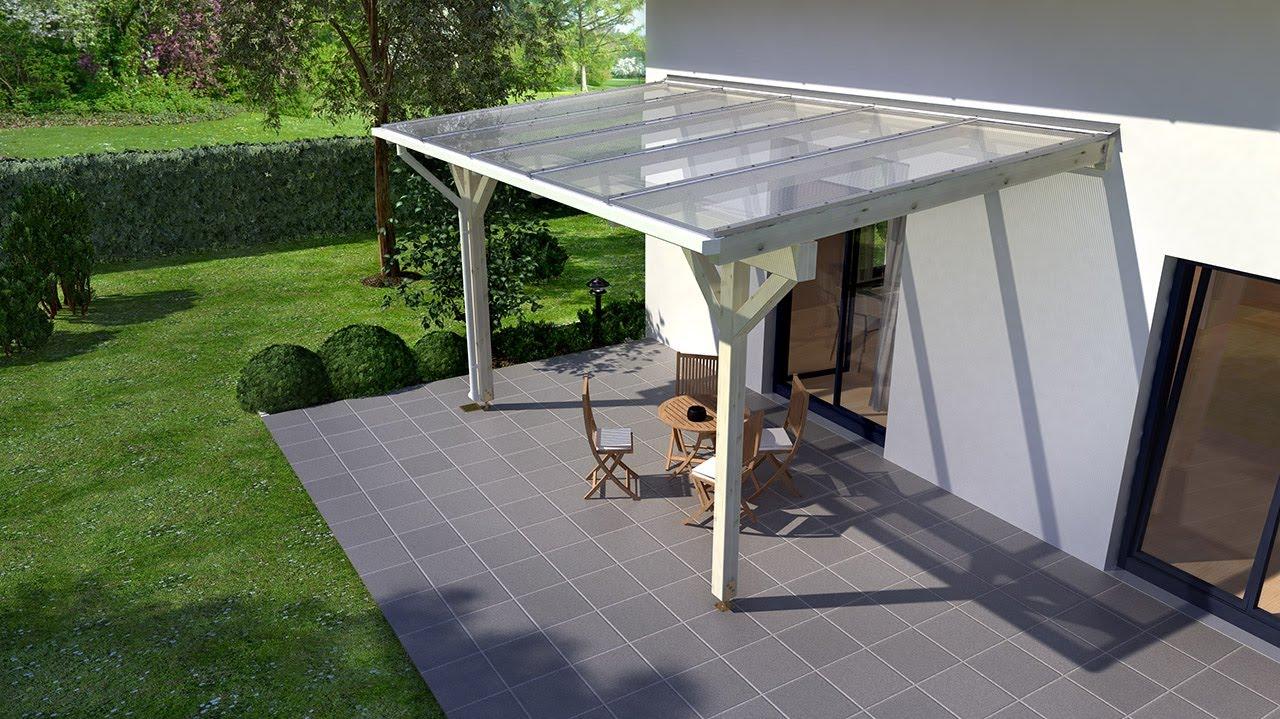 Schöne Terrassengestaltung Genial Drewniane Zadaszenie Balkon³w Jakie Są Zalety