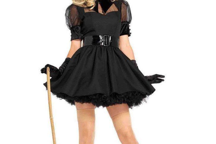 Schwarzes Halloween Kleid Einzigartig Pin Auf Costumes