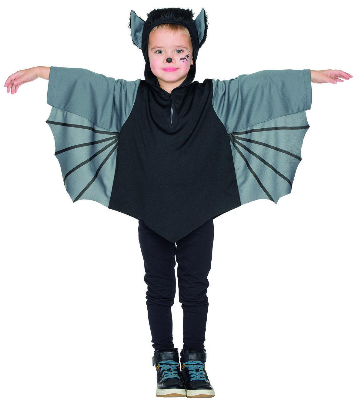 rubies fledermaus kinder kostum karneval halloween
