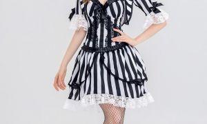25 Luxus Schwarzes Kleid Halloween