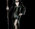 Schwarzes Kleid Halloween Schön Geheimnisvolles Feenkostüm Für Halloween