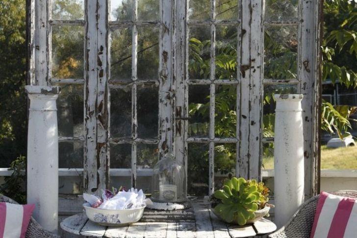 Shabby Gartendeko Schön 55 Garden Deco Ideas Reuse Old Doors and Windows 50 Id Es D