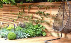 34 Elegant Sichtschutz Garten Ideen