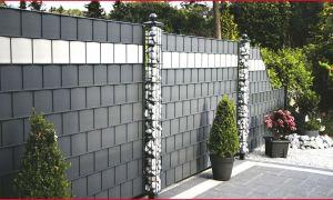 31 Elegant Sichtschutz Garten Selber Bauen