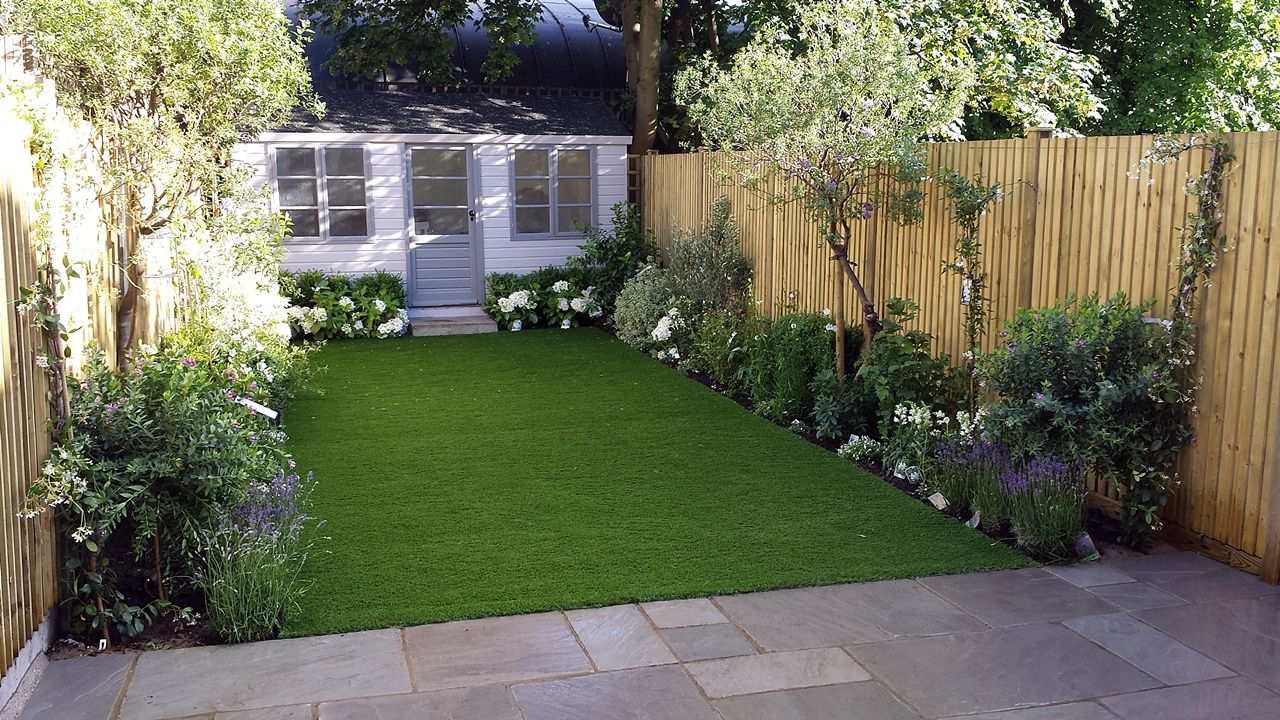 Sitzecke Garten Modern Frisch Modern Low Maintenance London Garden Design