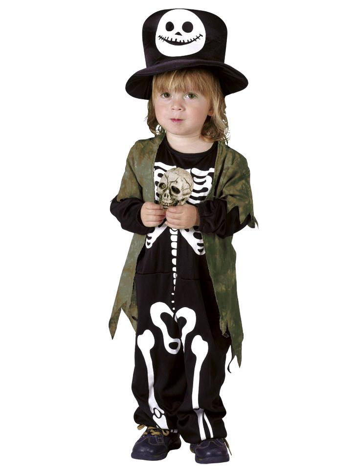 p skelett kost m f r kinder f r halloween