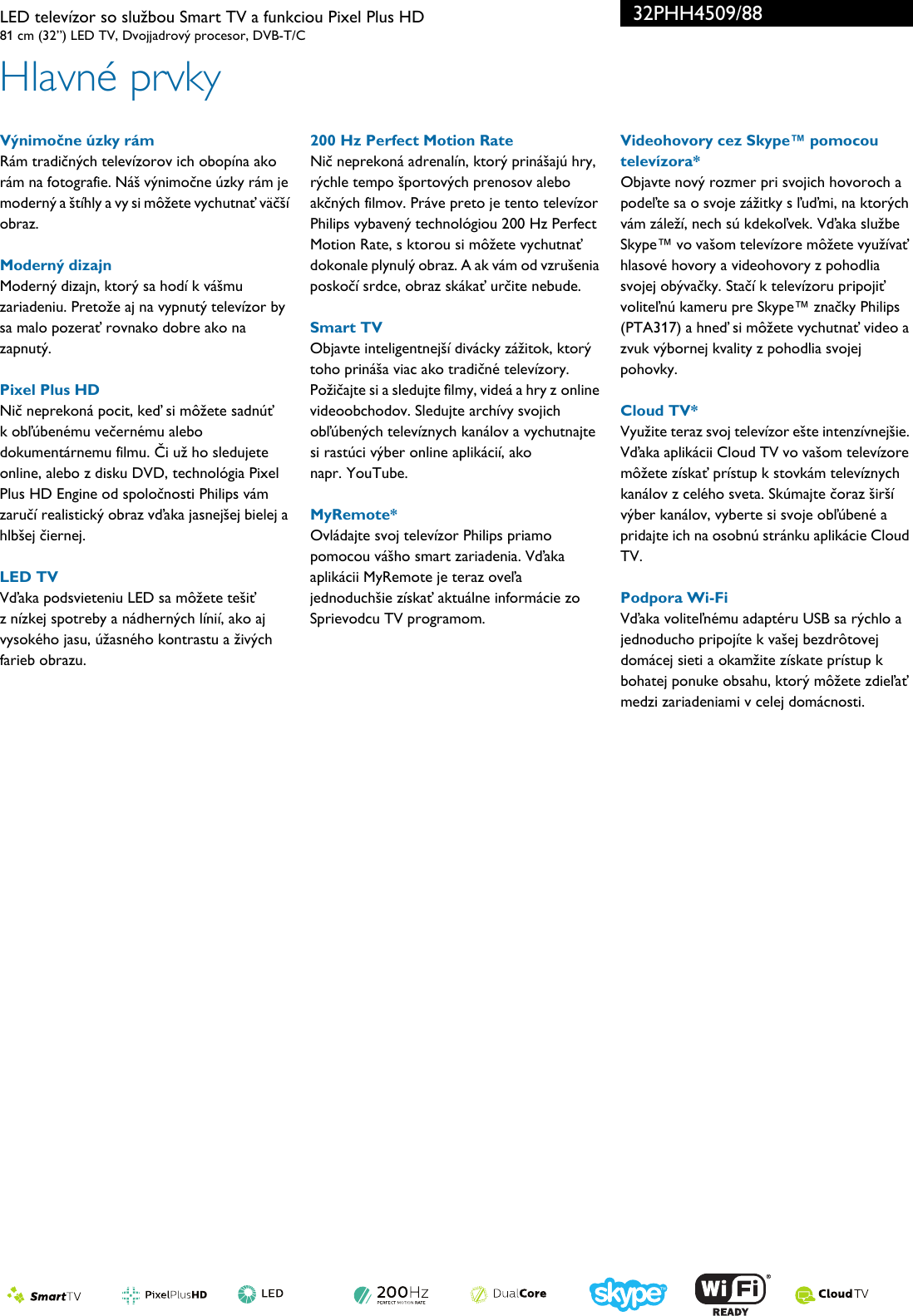 32PHH User Guide Page 2