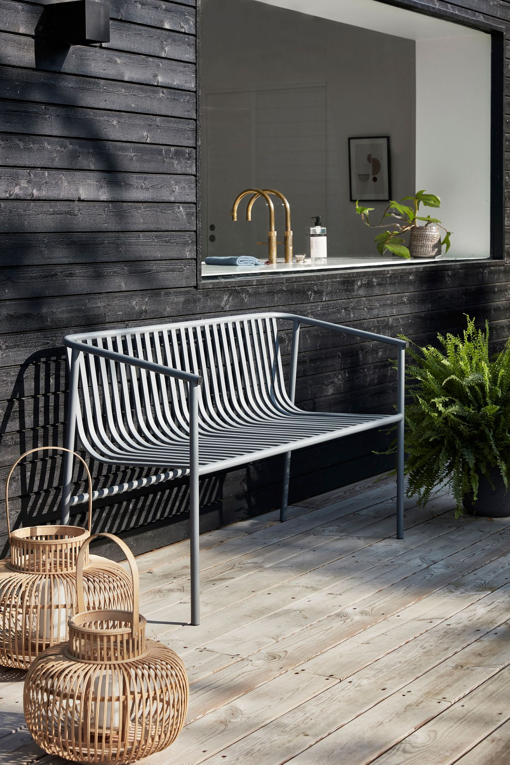 Solar Gartendeko Best Of Imagine Sitting Out Here In the Sun On This Modern Bench