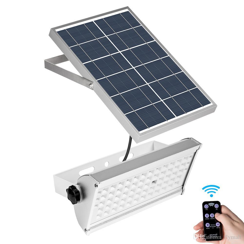 65led bewegungs sensor solarlicht 12w im