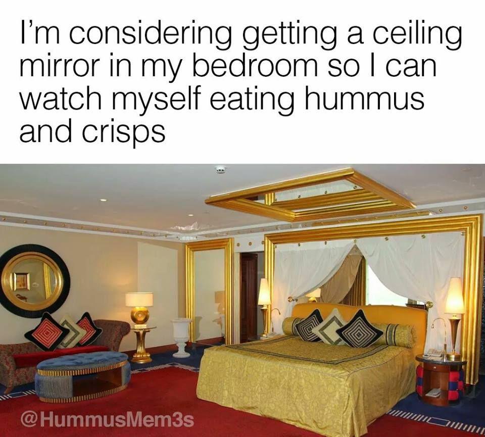 Spiegel Im Garten Neu I M Considering Ting A Ceiling Mirror In My Bedroom so I
