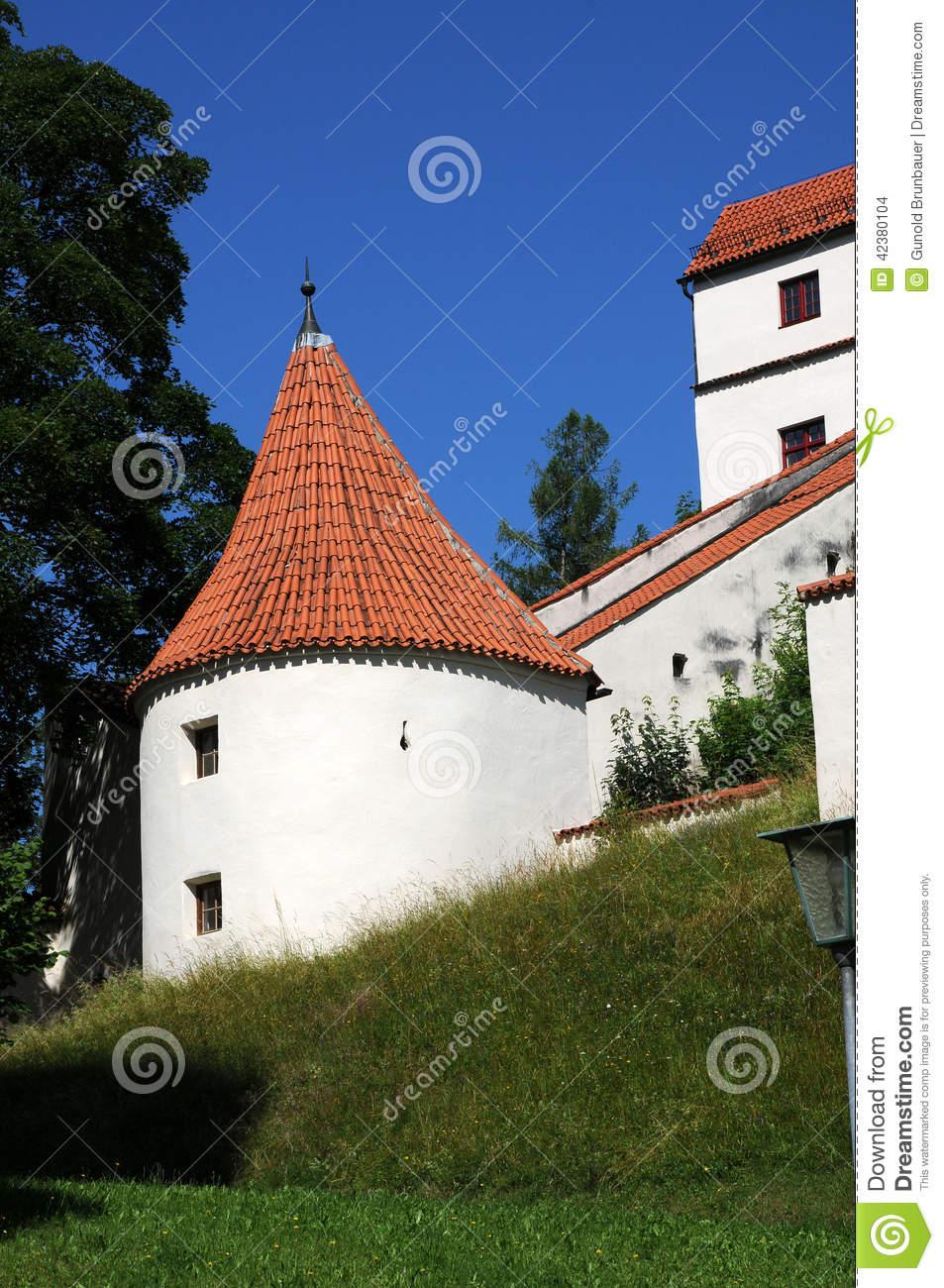 Steinfiguren Für Garten Elegant 在f01 04的hohes Schloss Ssen 库存照片 图片