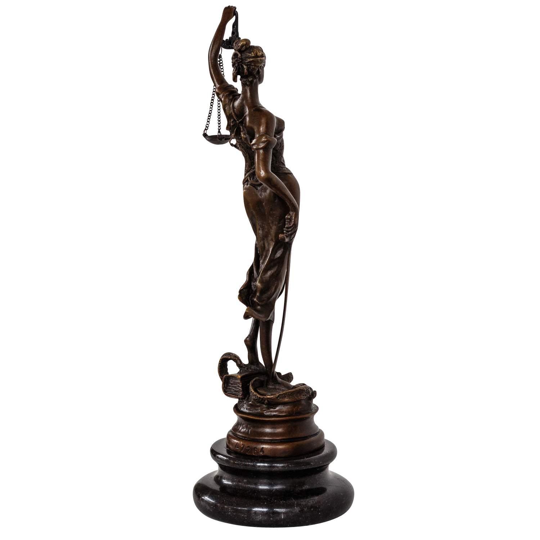 bronzefiguren garten frisch bronzeskulptur justitia justizia bronzefigur bronze figur skulptur antik stil of bronzefiguren garten