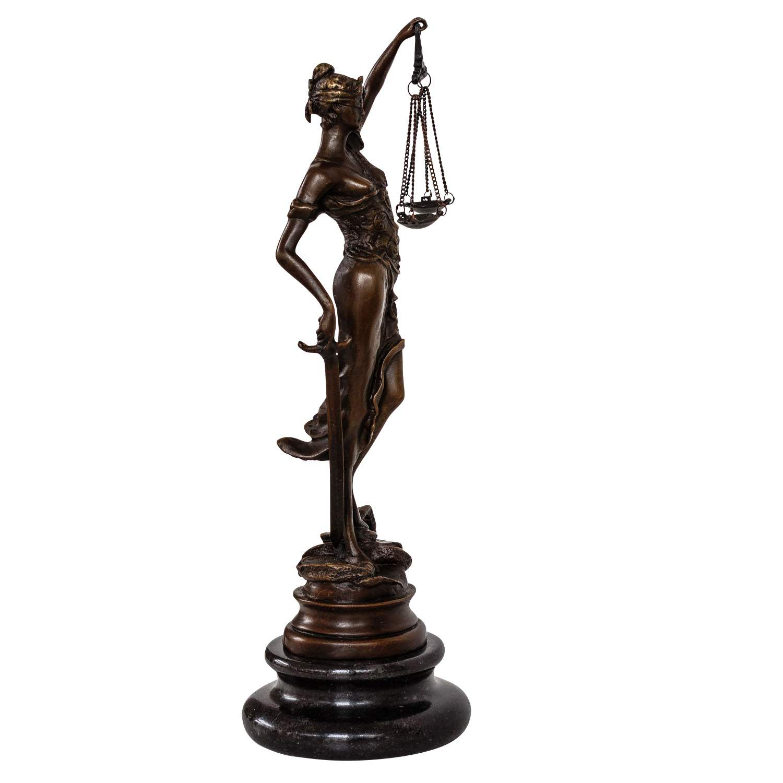 bronzefiguren garten inspirierend bronzeskulptur justitia justizia bronzefigur bronze figur skulptur antik stil of bronzefiguren garten