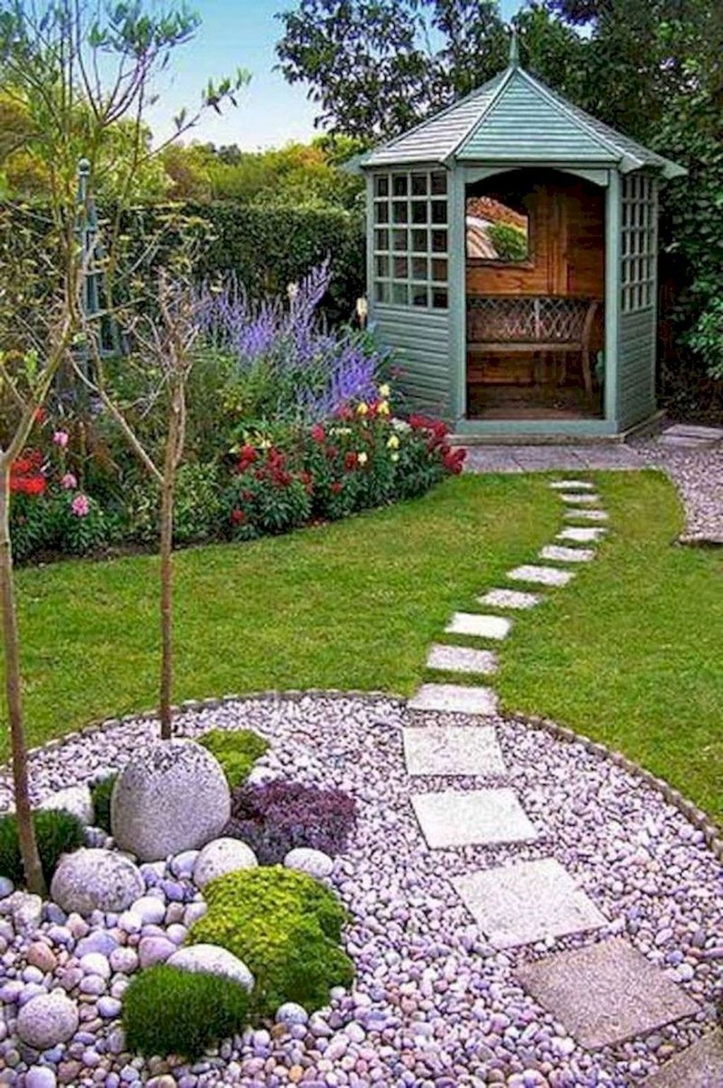 Steingarten Gestalten Genial 40 Outstanding Frontyard Garden Design Ideas You Must Have