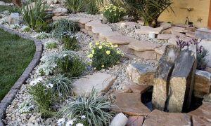 39 Luxus Steingarten Ideen