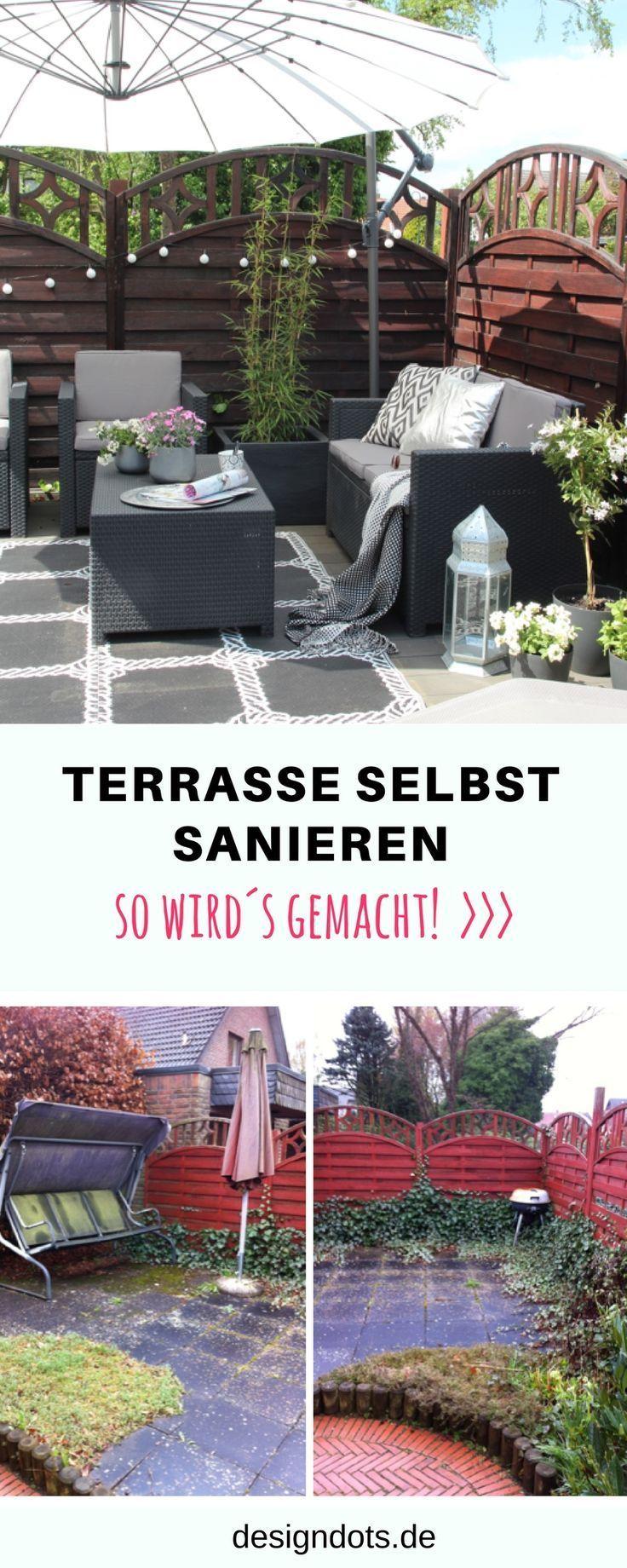 Terrasse Dekorieren Luxus Unsere Neue Diy Terrasse Design Dots Wohnkultur Diy Deko