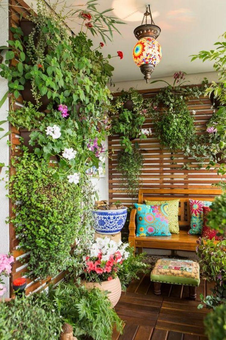 Terrasse Mit Pflanzen Gestalten Neu 40 Terrassengestaltung Bilder Erneuern Sie Ihre Terrasse
