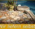 Terrassen Beispiele Garten Elegant Natursteine Terrasse Polygonalplatten Quarzit Rio Yellow Aus