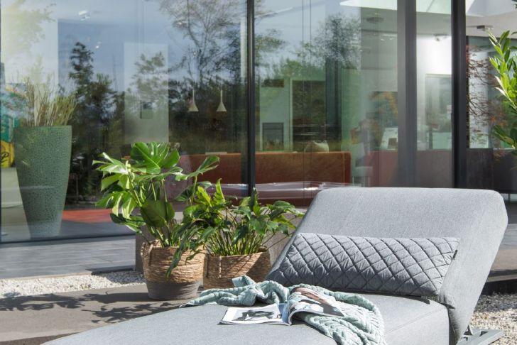 Terrassen Deko Kaufen Schön Coole Outdoor Liege In Grau Von Kettler Garten Terrasse