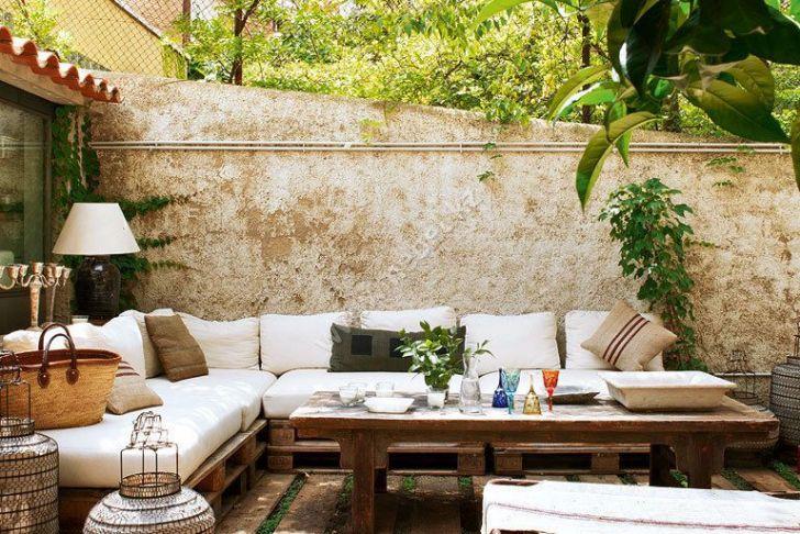 Terrassen Deko Modern Frisch Nuevo Estilo Una Casa Llena De Sabor 1