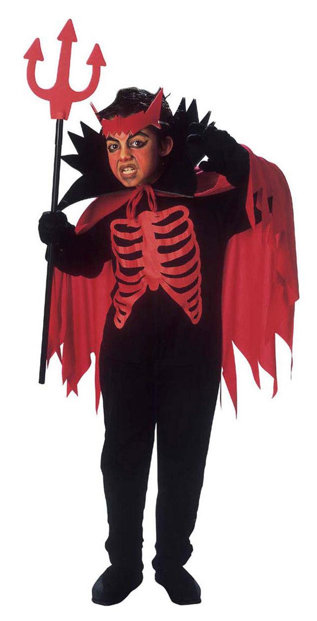 p halloween roter teufel kostum fur jungen