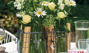 22 Inspirierend Tischdeko Garten