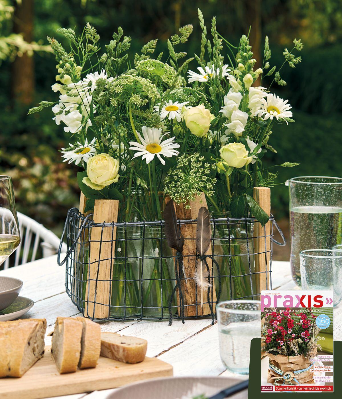 Tischdeko Garten Inspirierend Die Perfekte Deko Für Den sommertisch