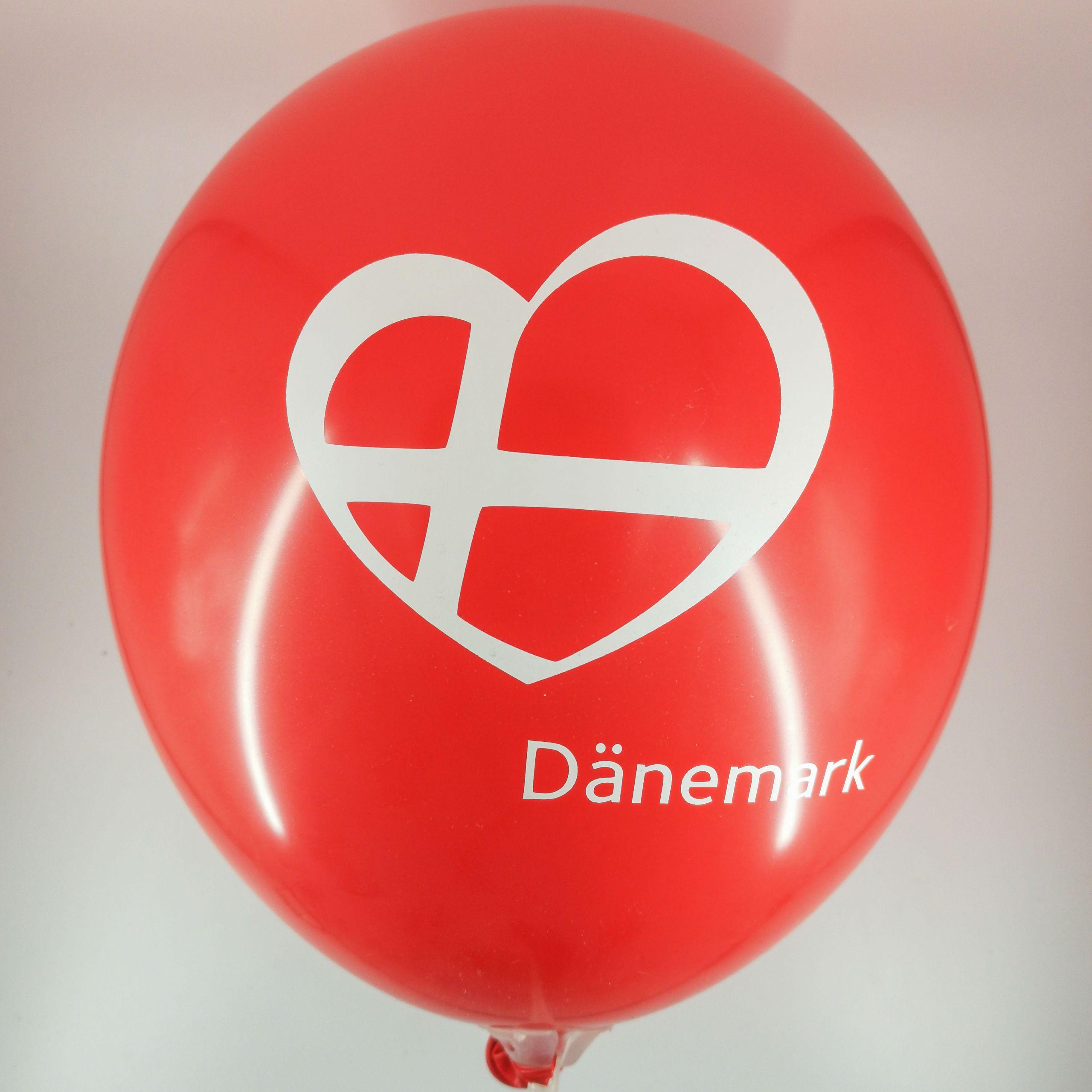 Danemarkherz Ballon