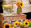 Tischdeko Gartenparty Elegant Rustikale Hochzeit 80 Deko Ideen Fotos Und