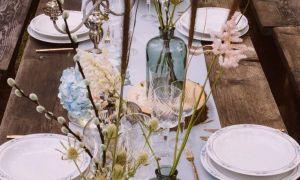 30 Genial Tischdeko Gartenparty
