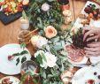 Tischdeko Gartenparty Inspirierend Rustikale Grüne Tisch Deko