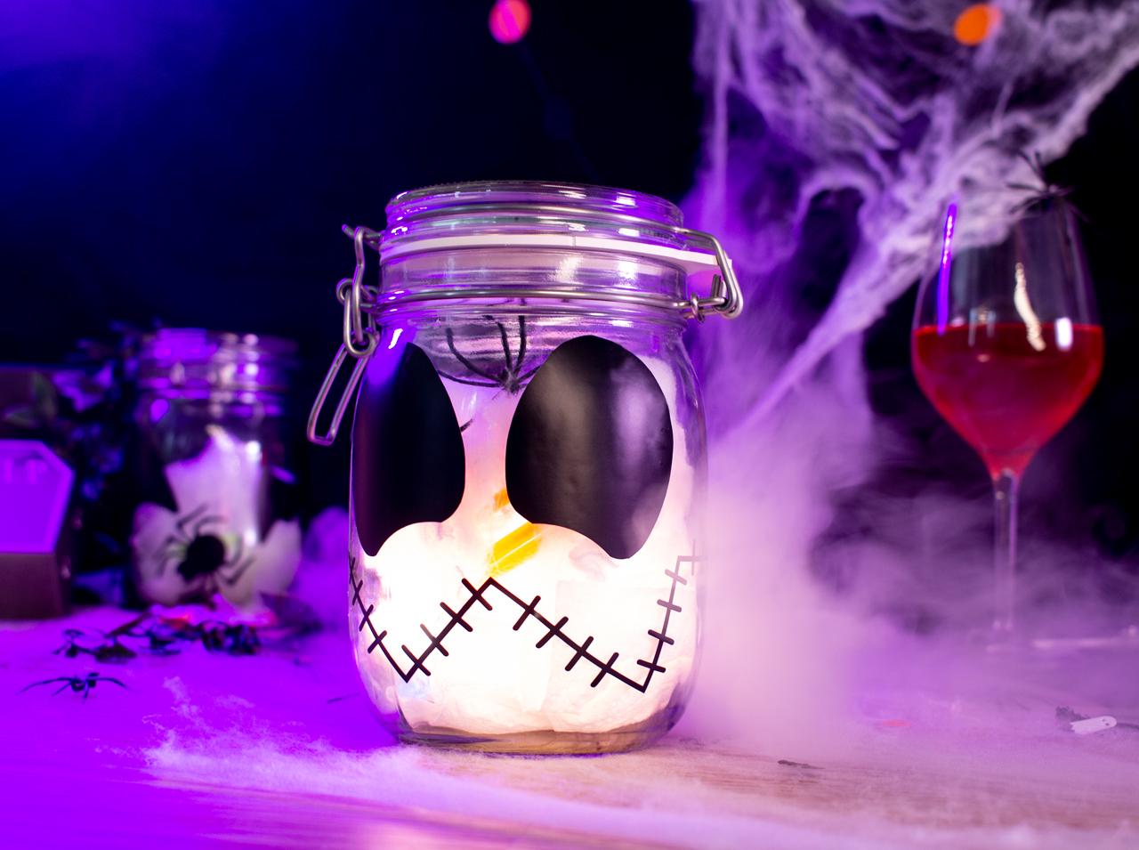 dcfix halloween tischdeko header