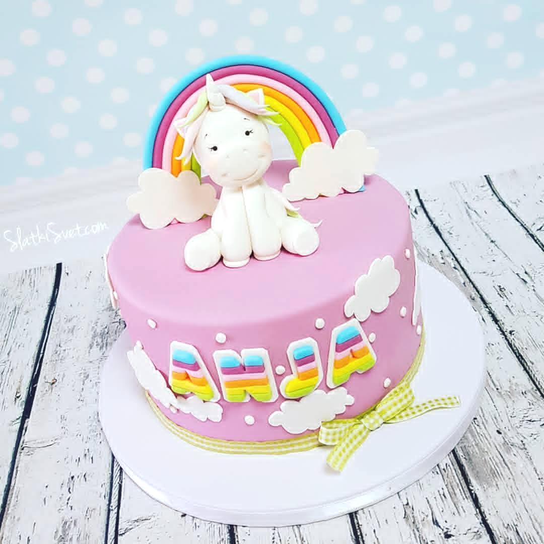 Tortendeko 1 Geburtstag Genial torte Novi Sad