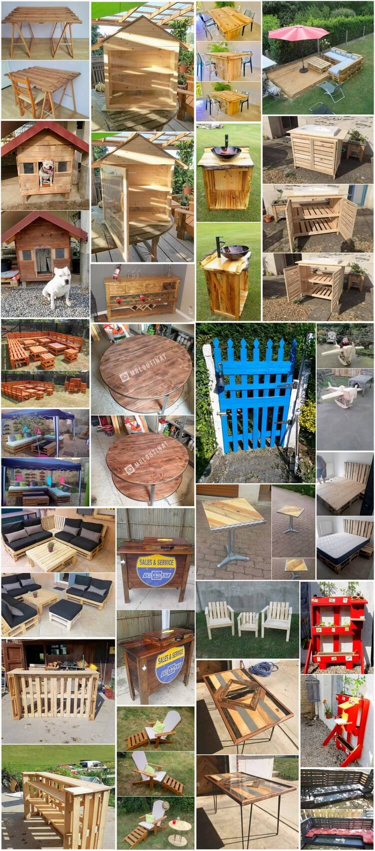 Best and Easy DIY Wood Pallet Upcycling Ideas